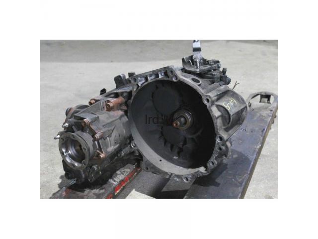 AUDI TT 1,8 T Quatro Ātrumkārba