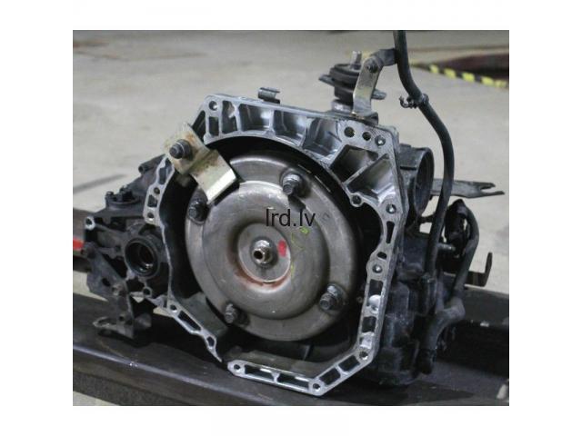 Nissan Note 1.6i automātiskā ātrumkārba