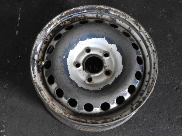Renault Kangoo II R15 6J 5x108 ET44 Tērauda disks 8200381568
