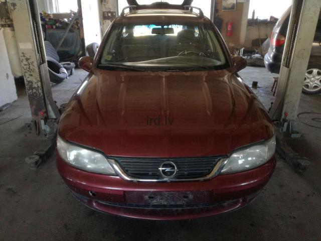 Opel Vectra B 2.0D
