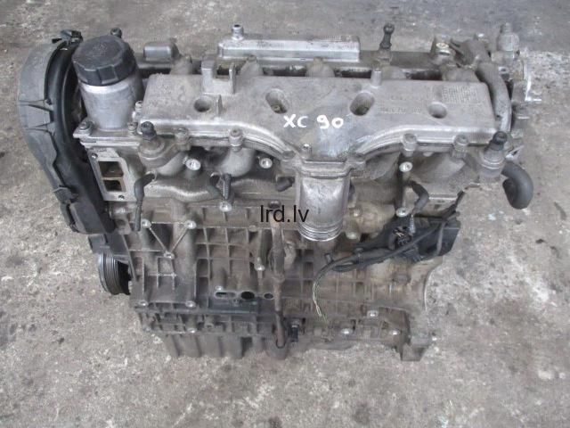 VOLVO 2.4D 120KW (D5)